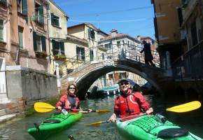 Active city breaks: kayaking in Venice Venice Kayak