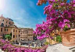 5 beautiful hotels for few in Rome